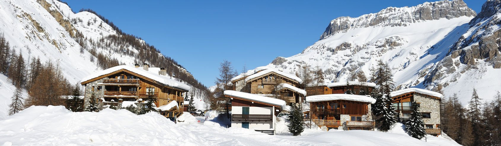 location chalet ski massif central